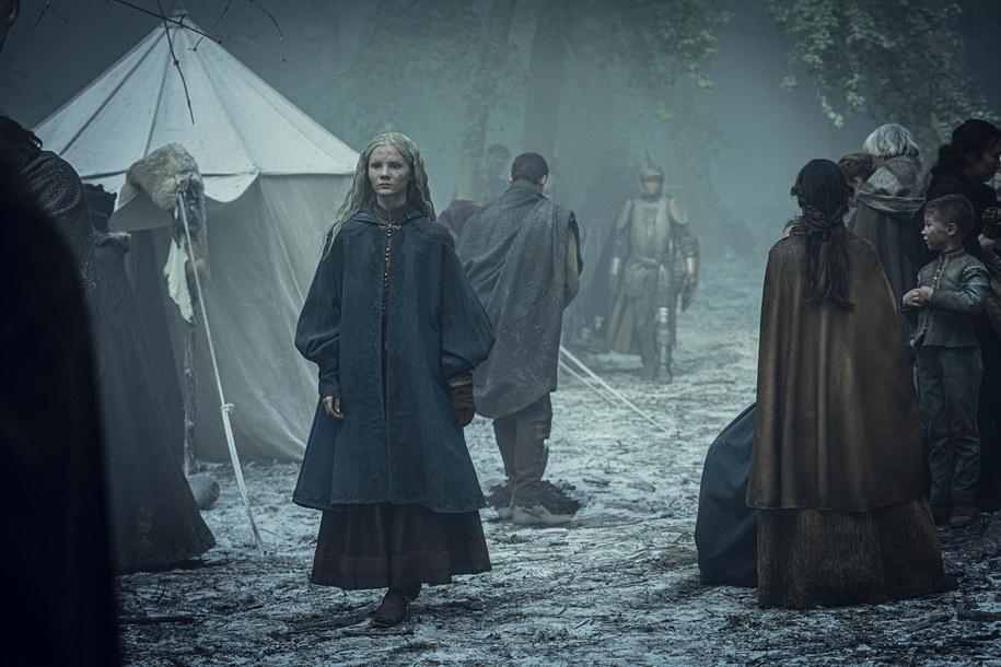 Serialową Ciri zagra Freya Allan /Netflix /Materiały prasowe