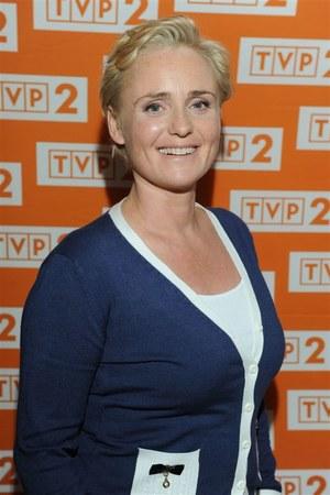 Serialowa Joanna (Kinga Preis) /fot  /Agencja W. Impact