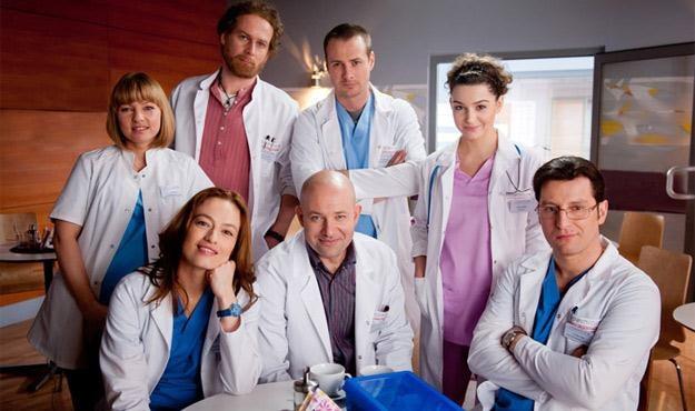 Serialowi lekarze /materiały prasowe