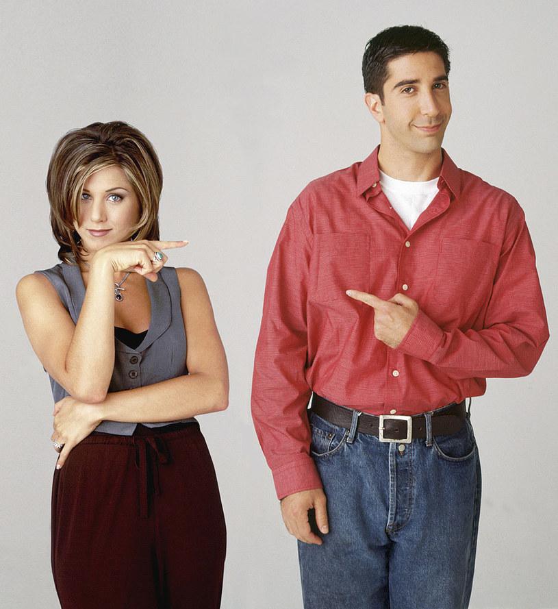 Serialowi Ross i Rachel /NBCU Photo Bank/NBCUniversal