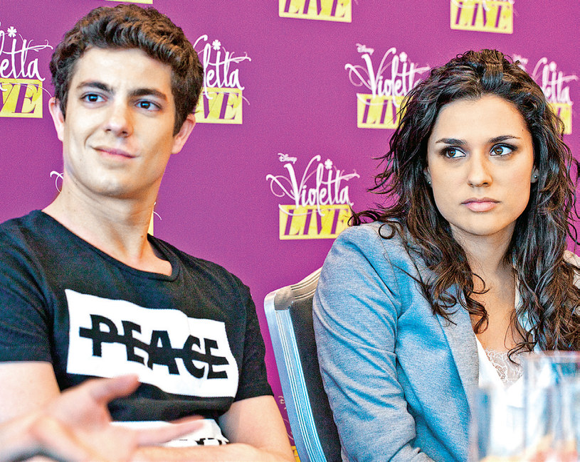 Serialowy Maxi (Facundo Gambandé) i Nata (Alba Rico) ze wzruszeniem wspominali polską publiczność /Świat Seriali