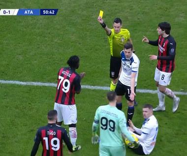Serie A. AC Milan - Atalanta BC 0-3 - skrót (ZDJĘCIA ELEVEN SPORTS). WIDEO