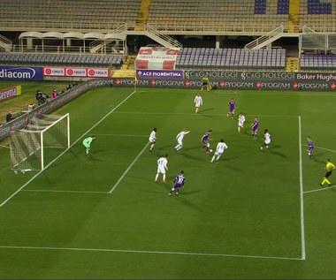 Serie A. ACF Fiorentina - AC Milan 2-3. Skrót meczu (ELEVEN SPORT). Wideo