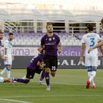Serie A. ACF Fiorentina - Brescia Calcio 1-1. Cały mecz Drągowskiego