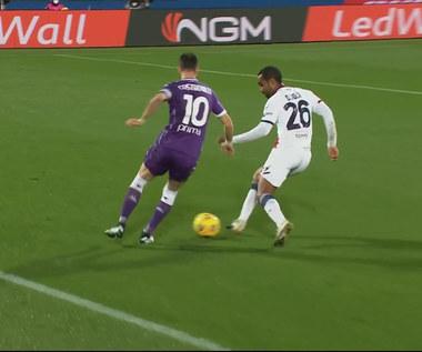 Serie A. ACF Fiorentina - FC Crotone 2-1 - skrót (ZDJĘCIA ELEVEN SPORTS). WIDEO