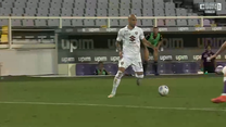 Serie A. ACF Fiorentina - FC Torino 1-0 - skrót (ZDJĘCIA ELEVEN SPORTS). WIDEO