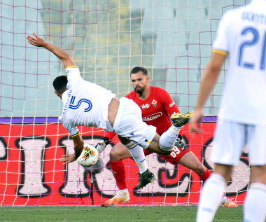 Serie A. ACF Fiorentina - Hellas Werona FC 1-1 w 32. kolejce