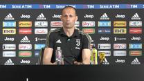 """Serie A. Allegri: """"Szczęsny będzie musiał poddać się artroskopii"""". Wideo"""