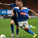 Serie A. Arkadiusz Milik poza kadrą meczową SSC Napoli na mecz z Pescarą