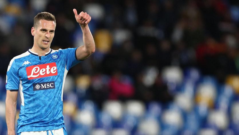 Serie A. Arkadiusz Milik w kręgu zainteresowań klubów z Premier League