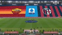 Serie A. AS Roma - Bologna FC 1-0.. Skrót meczu (ELEVEN SPORTS). Wideo