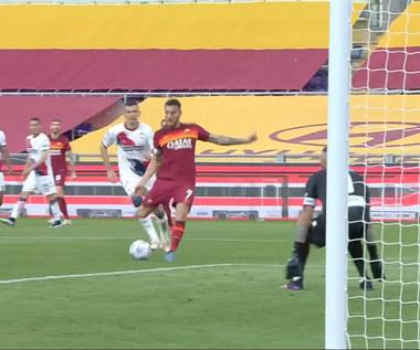 Serie A. AS Roma - FC Crotone 5-0. Skrót meczu (ELEVEN SPORTS). Wideo