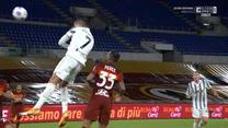 Serie A. AS Roma - Juventus 2-2 - skrót (ZDJĘCIA ELEVEN SPORTS). WIDEO