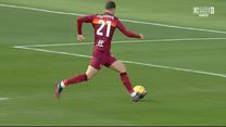 Serie A. AS Roma - Spezia Calcio 4-3 - skrót (ZDJĘCIA ELEVEN SPORTS). WIDEO