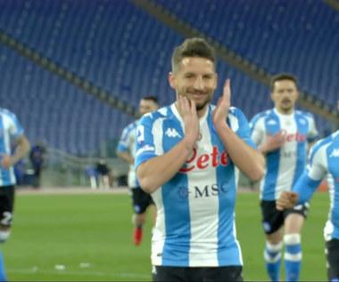 Serie A. AS Roma - SSC Napoli 0-2. Skrót meczu (ELEVEN SPORT). Wideo