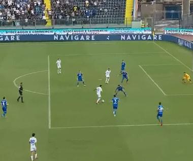 Serie A. Asysta Bereszyńskiego w meczu z Empoli! WIDEO (Eleven Sports)
