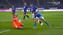 Serie A. Atalanta Bergamo - SSC Napoli 2-0 -  skrót (ZDJĘCIA ELEVEN SPORTS). WIDEO