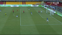 Serie A. Benevento - Inter Mediolan 2-5 - skrót (ZDJĘCIA ELEVEN SPORTS). WIDEO