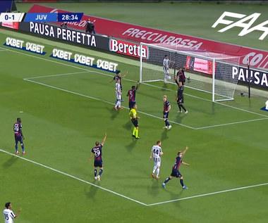 Serie A. Bologna FC 1909 - Juventus Turyn 1-4 . Skrót meczu (ELEVEN SPORT). Wideo