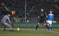 Serie A. Brescia Calcio - AC Milan 0-1 w 21. kolejce. Krzysztof Piątek na ławce