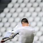 Serie A. Cristiano Ronaldo rzucił koszulkę po meczu