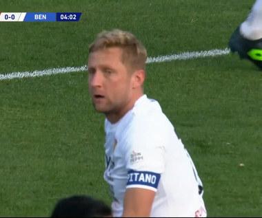 Serie A. Crotone - Benevento 4-1 - skrót (ELEVEN SPORTS). Wideo