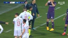 Serie A. Fiorentina - AC Milan 1-1 - skrót (ZDJĘCIA ELEVEN SPORTS). WIDEO