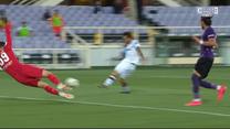 Serie A. Fiorentina - Cagliari 0-0 - skrót (ZDJĘCIA ELEVEN SPORTS). WIDEO