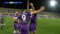 Serie A. Fiorentina - Lazio 2-0 - skrót (ELEVEN SPORTS). WIDEO
