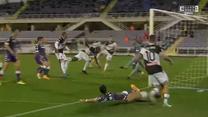 Serie A. Fiorentina - Udinese 3-2 - skrót (ZDJĘCIA ELEVEN SPORTS). WIDEO