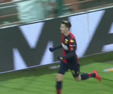 Serie A. Genoa - Bologna 2-0 - skrót (ZDJĘCIA ELEVEN SPORTS). WIDEO