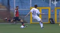 Serie A. Genoa CFC - Crotone 4-1 - skrót (ZDJĘCIA ELEVEN SPORTS). WIDEO