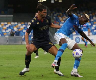Serie A. Genoa CFC potwierdziła - 14 przypadków zakażenia koronawirusem