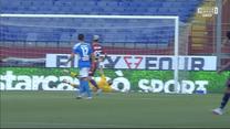 Serie A. Genoa - Napoli 1-2 - skrót (ZDJĘCIA ELEVEN SPORTS). WIDEO