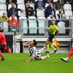 Serie A. Gol i dramat Paulo Dybali, Juventus drżał o zwycięstwo