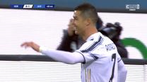 Serie A. Hellas Werona - Juventus  1-1 - skrót (ZDJĘCIA ELEVEN SPORTS). WIDEO