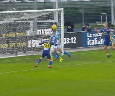 Serie A. Hellas Werona - Napoli 3-1 - skrót (ZDJĘCIA ELEVEN SPORTS). WIDEO
