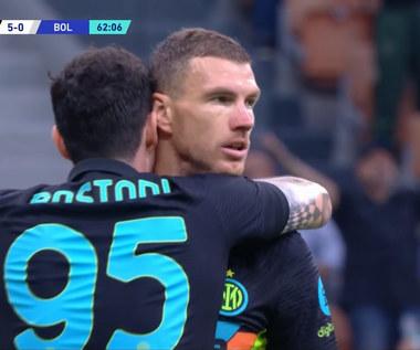 Serie A. Inter Mediolan - Bologna FC 1909. 6-1. Skrót meczu (ELEVEN SPORTS) Wideo