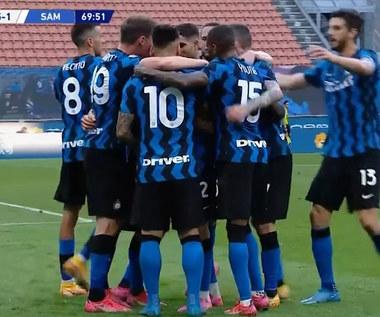 Serie A. Inter Mediolan - Sampdoria 5-1 - skrót (ELEVEN SPORTS). Wideo