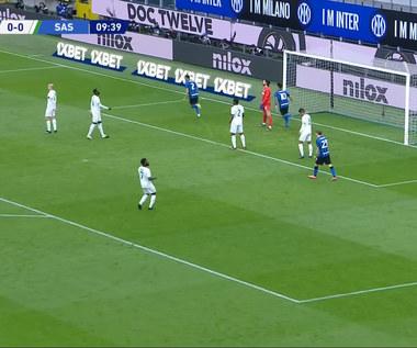 Serie A. Inter Mediolan - US Sassuolo Calcio 2-1. Skrót meczu (ELEVEN SPORTS). Wideo