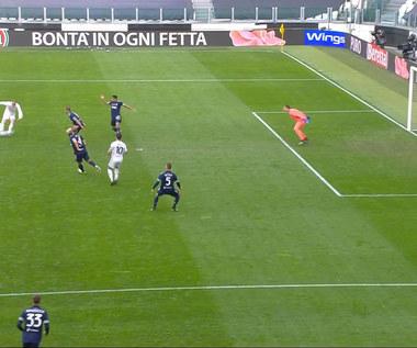 Serie A. Juventus - Benevento 0-1 - skrót (ZDJĘCIA ELEVEN SPORTS). WIDEO