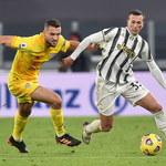 Serie A. Juventus Turyn - Cagliari Calcio 2-0 w 8. kolejce. Cały mecz Sebastiana Walukiewicza