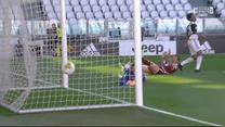 Serie A. Juventus Turyn - FC Torino 4-1 - skrót (ZDJĘCIA ELEVEN SPORTS). WIDEO