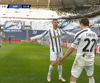 Serie A. Juventus Turyn - SSC Napoli 2-1. Skrót meczu (ELEVEN SPORTS). Wideo