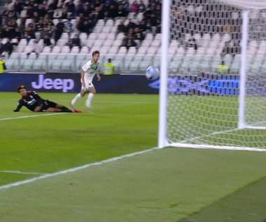 Serie A. Juventus Turyn - US Sassuolo Calcio 1-2. Skrót meczu. WIDEO (Eleven Sports)