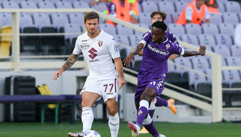 Serie A. Karol Linetty - nowy fundament Torino?