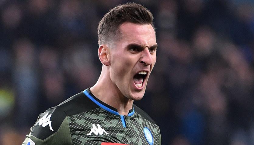 Serie A. Kolejny klub zainteresowany Arkadiuszem Milikiem! Everton włącza się do walki o Polaka