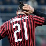 Serie A. Kontuzjowany Ibrahimović nie zagra przez co najmniej 10 dni