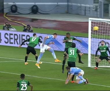 Serie A. Lazio Rzym - US Sassuolo Calcio 2-1. Skrót meczu (ELEVEN SPORTS). Wideo