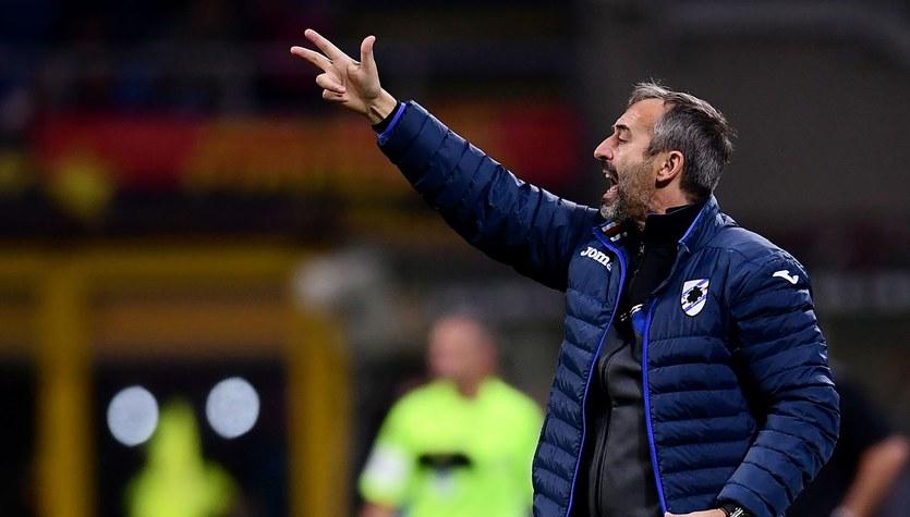 Serie A. Marco Giampaolo zwolniony z Torino